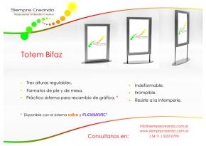 Totem bifaz + info