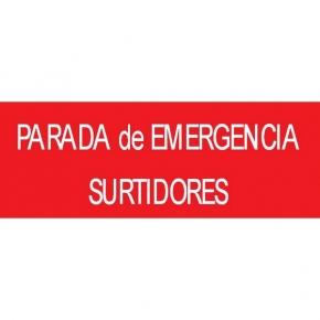 cod: PARADA EMERGENCIA