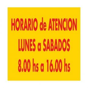 cod: HORARIO ATENCIÓN